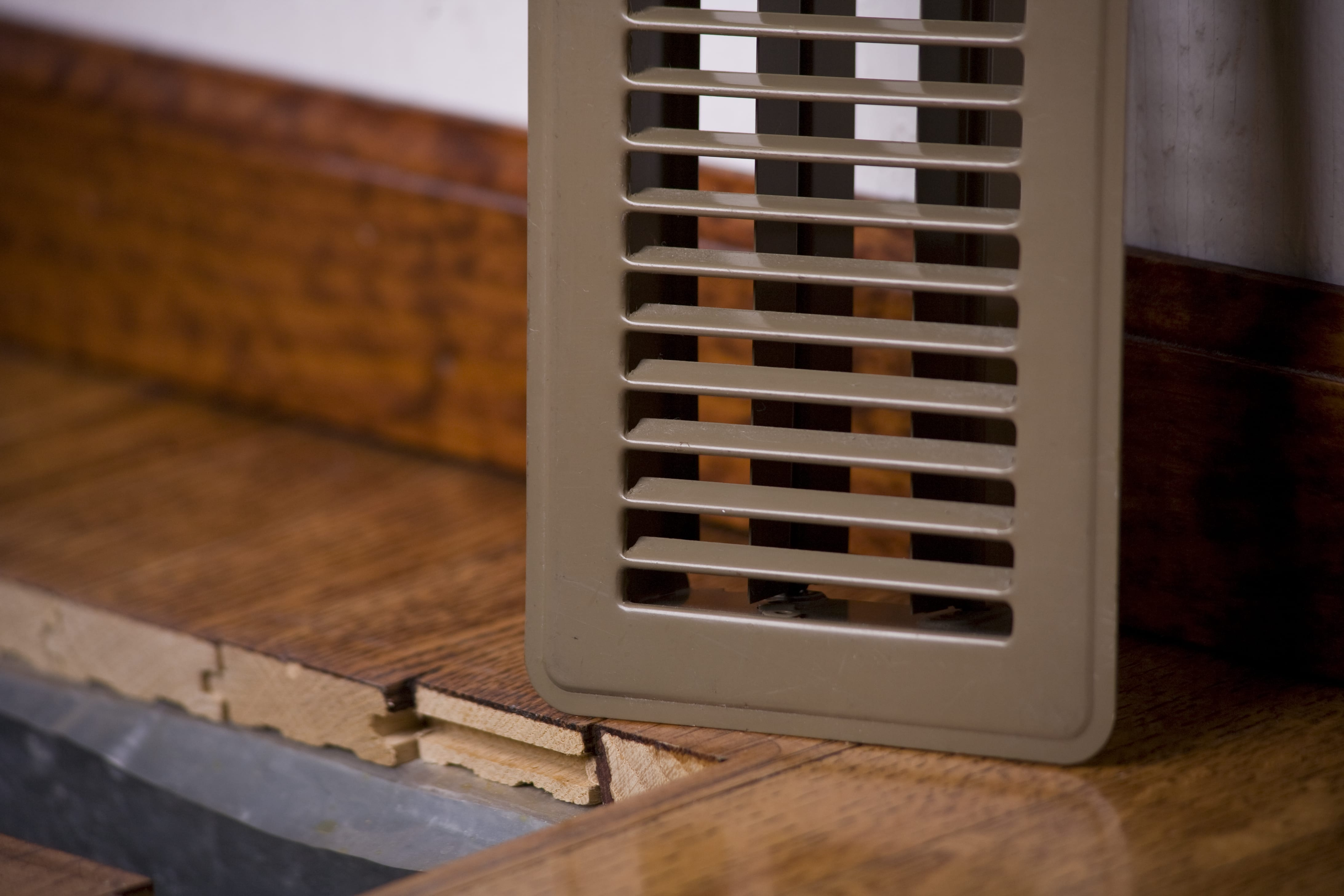 Floor Register Heating Vent